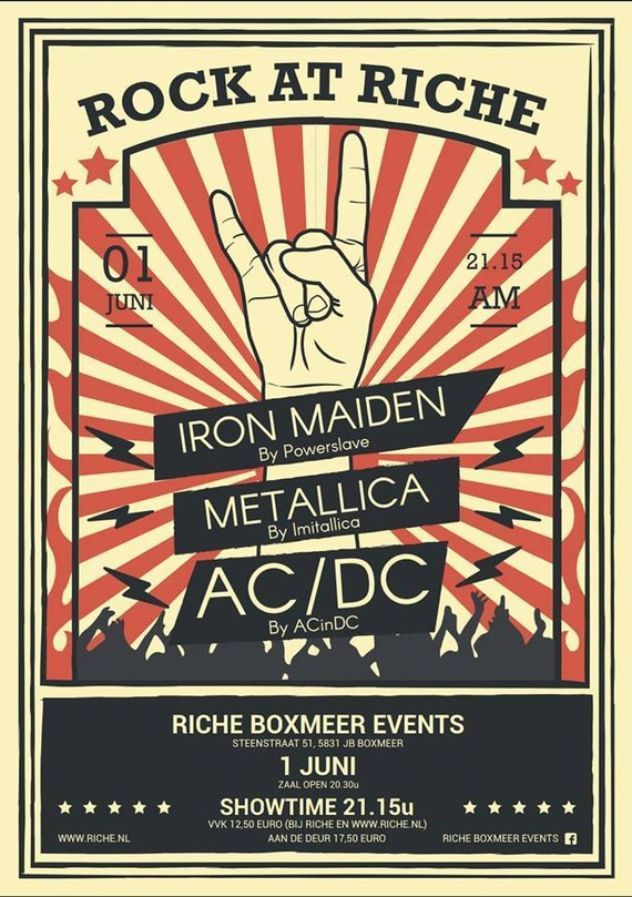 ROCK AT RICHE - Tributenight 4