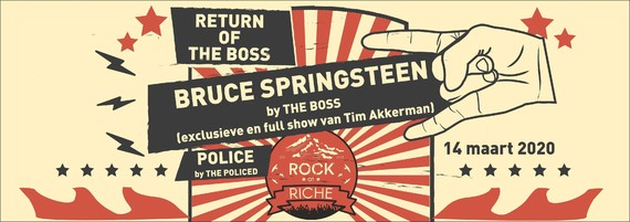 ROCK at RICHE - The Return of The Boss
